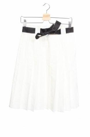 Φούστα Cyrillus, Μέγεθος XXS, Χρώμα Λευκό, Βαμβάκι, Τιμή 12,28€
