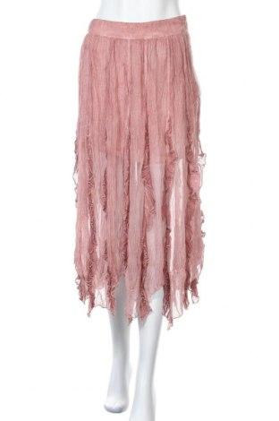 Φούστα Free People, Μέγεθος M, Χρώμα Ρόζ , Χαλκαμμωνία, Τιμή 41,29€