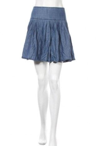 Φούστα Gestuz, Μέγεθος M, Χρώμα Μπλέ, 100% τενσελ, Τιμή 20,19€