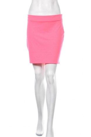 Φούστα H&M Divided, Μέγεθος M, Χρώμα Ρόζ , 90% πολυεστέρας, 10% ελαστάνη, Τιμή 4,77€