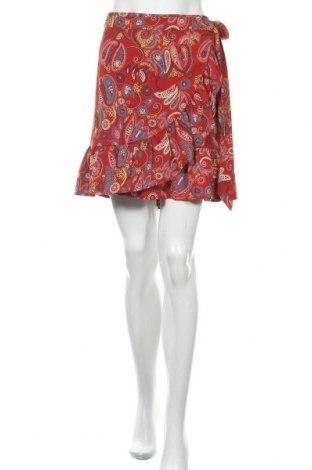 Φούστα Loft By Ann Taylor, Μέγεθος L, Χρώμα Κόκκινο, Πολυεστέρας, Τιμή 19,49€