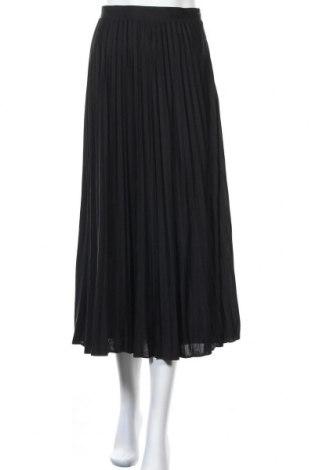 Пола Massimo Dutti, Размер XL, Цвят Черен, 52% полиамид, 48% полиестер, Цена 69,36лв.