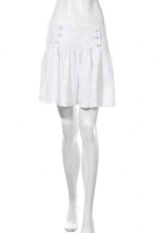Φούστα Naf Naf, Μέγεθος M, Χρώμα Λευκό, Τιμή 11,59€