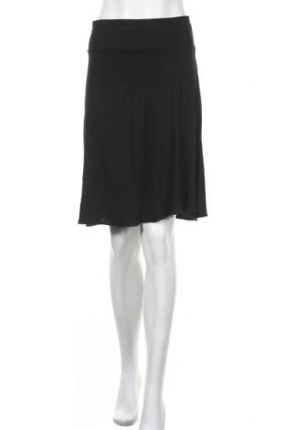 Φούστα Okay, Μέγεθος XL, Χρώμα Μαύρο, Βισκόζη, Τιμή 9,87€