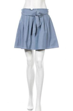 Φούστα Orsay, Μέγεθος M, Χρώμα Μπλέ, Βαμβάκι, Τιμή 13,64€