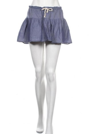 Φούστα Quiksilver, Μέγεθος S, Χρώμα Μπλέ, Βαμβάκι, Τιμή 8,18€