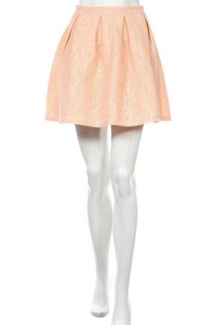 Φούστα Tally Weijl, Μέγεθος S, Χρώμα Ρόζ , 53% πολυαμίδη, 47% βισκόζη, Τιμή 11,69€