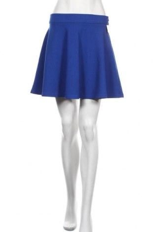 Φούστα Tally Weijl, Μέγεθος M, Χρώμα Μπλέ, 98% βαμβάκι, 2% ελαστάνη, Τιμή 14,29€