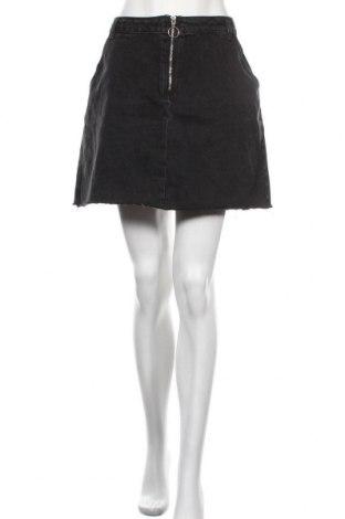 Φούστα Denim Co, Μέγεθος XL, Χρώμα Γκρί, Βαμβάκι, Τιμή 5,72€