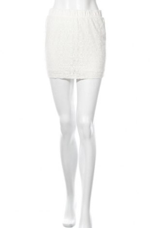 Φούστα Yes Or No, Μέγεθος S, Χρώμα Εκρού, 65% βαμβάκι, 35% πολυαμίδη, Τιμή 8,77€