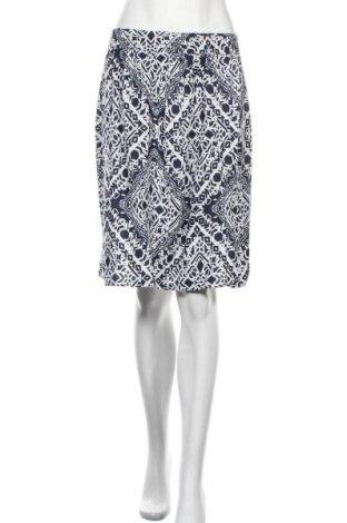 Φούστα Yessica, Μέγεθος XL, Χρώμα Μπλέ, Βισκόζη, Τιμή 15,59€