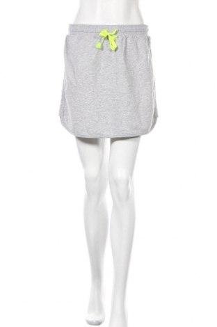 Φούστα Yfl Reserved, Μέγεθος M, Χρώμα Γκρί, Τιμή 12,15€