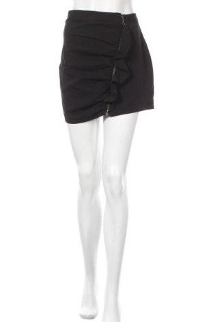 Пола Zara, Размер L, Цвят Черен, 65% полиестер, 20% лиосел, 15% памук, Цена 3,00лв.