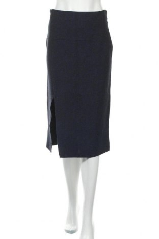 Φούστα Zara Knitwear, Μέγεθος M, Χρώμα Μπλέ, 54% πολυεστέρας, 30% βαμβάκι, 16% βαμβάκι, Τιμή 15,14€