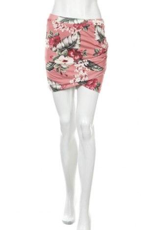 Φούστα Zara Trafaluc, Μέγεθος S, Χρώμα Πολύχρωμο, 50% βαμβάκι, 50% μοντάλ, Τιμή 16,66€