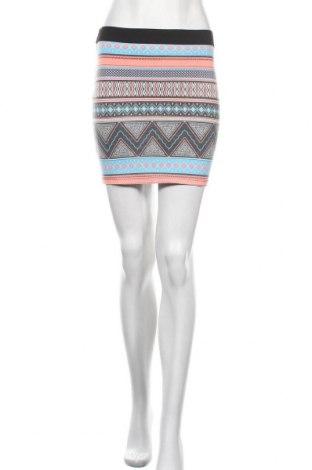 Φούστα Zara Trafaluc, Μέγεθος M, Χρώμα Πολύχρωμο, 48% πολυαμίδη, 42% βαμβάκι, 10% ελαστάνη, Τιμή 16,24€