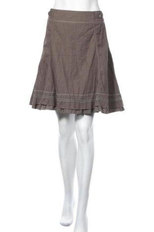 Φούστα Zero, Μέγεθος L, Χρώμα Πράσινο, Βαμβάκι, Τιμή 12,34€