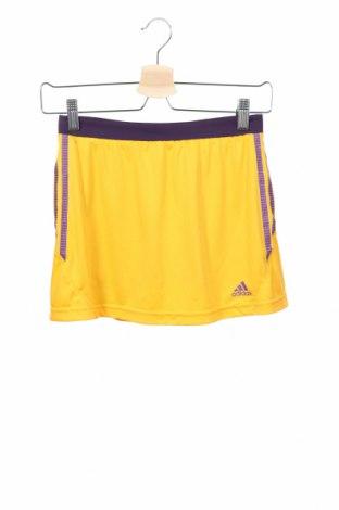 Φούστα-παντελόνι Adidas, Μέγεθος 12-13y/ 158-164 εκ., Χρώμα Κίτρινο, Τιμή 11,69€