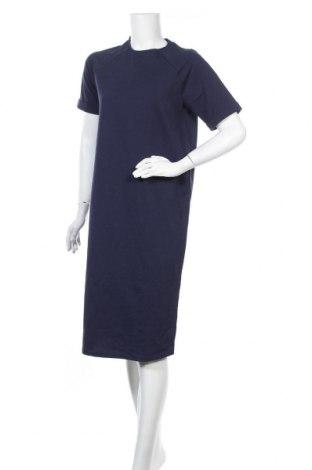Φόρεμα ASOS, Μέγεθος M, Χρώμα Μπλέ, Βαμβάκι, Τιμή 23,38€
