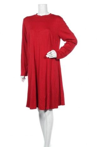 Φόρεμα ASOS, Μέγεθος XXL, Χρώμα Κόκκινο, 73% βισκόζη, 25% πολυεστέρας, 2% ελαστάνη, Τιμή 29,23€