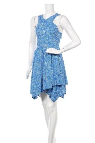 Φόρεμα Abercrombie & Fitch, Μέγεθος S, Χρώμα Μπλέ, Βισκόζη, Τιμή 37,67€
