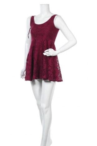 Φόρεμα Aeropostale, Μέγεθος S, Χρώμα Βιολετί, Πολυεστέρας, Τιμή 14,36€