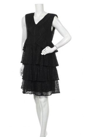 Φόρεμα Alfani, Μέγεθος M, Χρώμα Μαύρο, Πολυαμίδη, Τιμή 17,90€