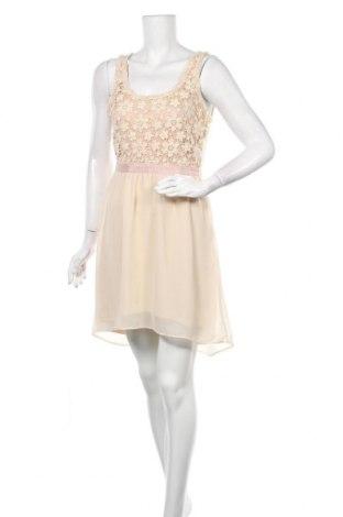 Φόρεμα American Eagle, Μέγεθος S, Χρώμα  Μπέζ, Πολυεστέρας, Τιμή 18,84€