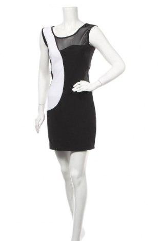 Φόρεμα Amisu, Μέγεθος L, Χρώμα Μαύρο, 95% πολυεστέρας, 5% ελαστάνη, Τιμή 23,45€