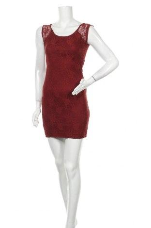 Φόρεμα Ann Christine, Μέγεθος S, Χρώμα Κόκκινο, 91% πολυαμίδη, 9% ελαστάνη, Τιμή 9,65€