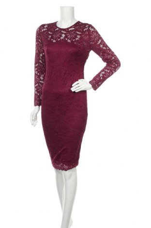 Φόρεμα Ax Paris, Μέγεθος M, Χρώμα Βιολετί, Πολυεστέρας, Τιμή 20,36€