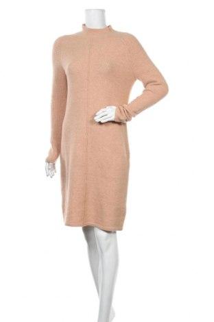 Φόρεμα Banana Republic, Μέγεθος S, Χρώμα  Μπέζ, 37% πολυαμίδη, 31% πολυεστέρας, 30% μερινό, 2% ελαστάνη, Τιμή 92,27€