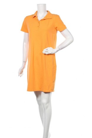 Φόρεμα Best Connections, Μέγεθος L, Χρώμα Κίτρινο, 95% βαμβάκι, 5% ελαστάνη, Τιμή 14,91€