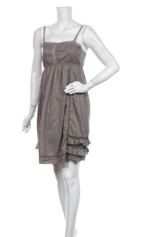 Φόρεμα Best Mountain, Μέγεθος M, Χρώμα Γκρί, 100% βαμβάκι, Τιμή 8,57€