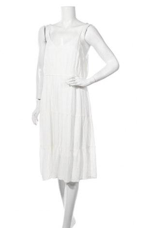 Рокля Blend She, Размер XL, Цвят Бял, Вискоза, Цена 48,00лв.