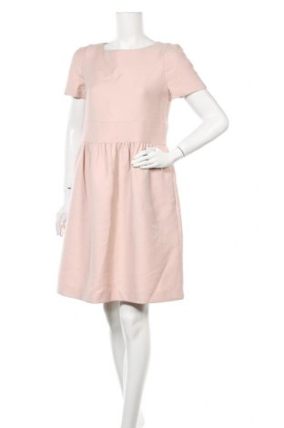 Φόρεμα Cacharel, Μέγεθος S, Χρώμα Ρόζ , Μαλλί, Τιμή 114,42€