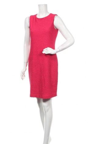 Φόρεμα Calvin Klein, Μέγεθος M, Χρώμα Ρόζ , 95% πολυεστέρας, 5% ελαστάνη, Τιμή 33,32€