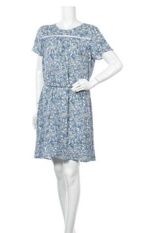 Φόρεμα Caroll, Μέγεθος XL, Χρώμα Μπλέ, Βισκόζη, Τιμή 35,07€