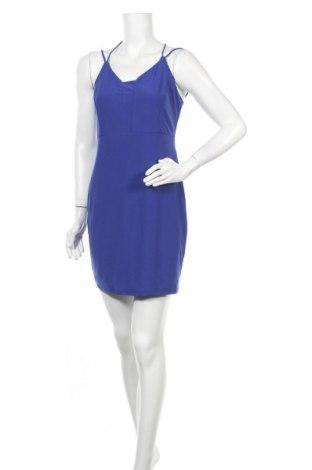 Φόρεμα Charlotte Russe, Μέγεθος L, Χρώμα Μπλέ, 95% πολυεστέρας, 5% ελαστάνη, Τιμή 14,36€