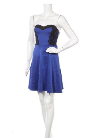 Φόρεμα Charlotte Russe, Μέγεθος S, Χρώμα Μπλέ, 95% πολυεστέρας, 5% ελαστάνη, Τιμή 11,95€