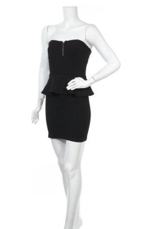Φόρεμα Charlotte Russe, Μέγεθος M, Χρώμα Μαύρο, 95% πολυεστέρας, 5% ελαστάνη, Τιμή 17,11€