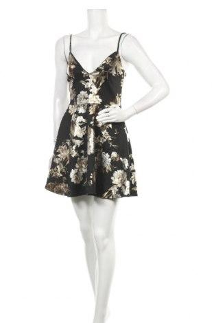Φόρεμα Charlotte Russe, Μέγεθος M, Χρώμα Μαύρο, 95% πολυεστέρας, 5% ελαστάνη, Τιμή 12,08€