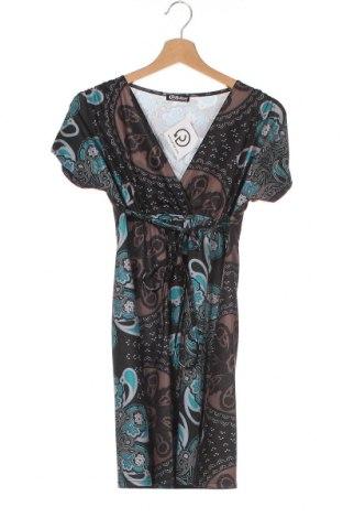 Φόρεμα Chillytime, Μέγεθος XS, Χρώμα Πολύχρωμο, 95% πολυεστέρας, 5% ελαστάνη, Τιμή 5,46€