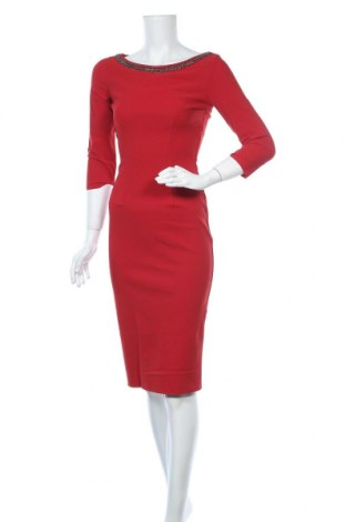 Šaty  Christies A Porter, Velikost S, Barva Červená, 72% polyamide, 28% elastan, Cena  1804,00Kč