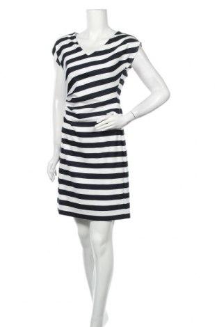 Φόρεμα Comma,, Μέγεθος S, Χρώμα Μπλέ, 72% πολυεστέρας, 25% βισκόζη, 3% ελαστάνη, Τιμή 33,77€