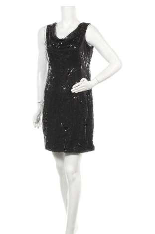 Рокля Cynthia Rowley, Размер S, Цвят Черен, Полиестер, Цена 57,96лв.