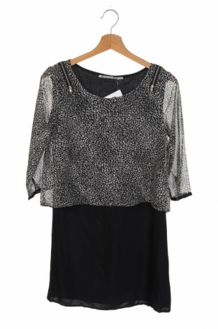 Φόρεμα DDP, Μέγεθος XS, Χρώμα Μαύρο, Πολυεστέρας, βισκόζη, Τιμή 13,51€