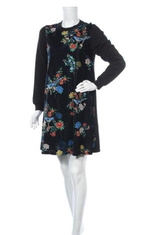 Φόρεμα Derhy, Μέγεθος S, Χρώμα Πολύχρωμο, Πολυεστέρας, βαμβάκι, Τιμή 27,28€