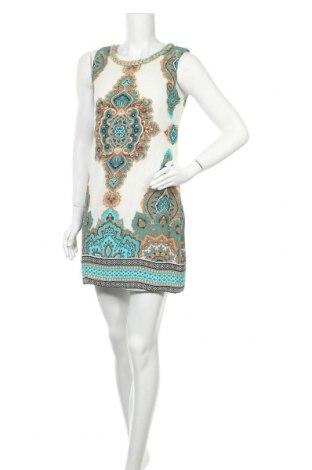 Φόρεμα Derhy, Μέγεθος M, Χρώμα Πολύχρωμο, Βισκόζη, Τιμή 36,37€