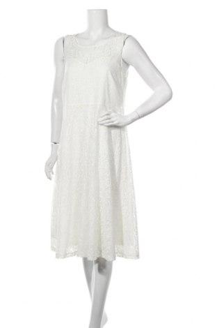 Φόρεμα Ellos, Μέγεθος XL, Χρώμα Λευκό, 89% πολυαμίδη, 11% ελαστάνη, Τιμή 20,13€